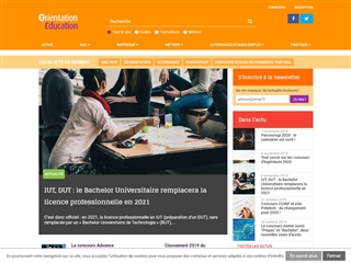 Orientations.com - Etudes - Métiers - Emploi