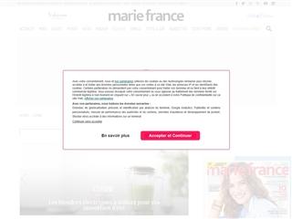 Marie France : Cuisine