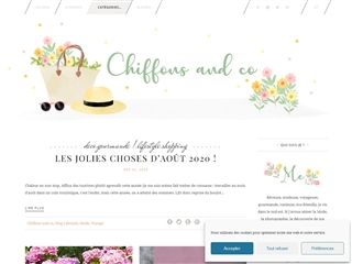 Chiffons and Co : Gourmande