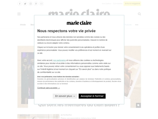 Marie Claire : Stars