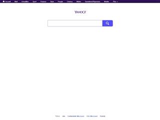 Yahoo! Recherche