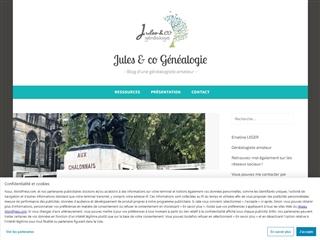 Jules & Co Généalogie