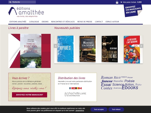 Les Editions Amalthee