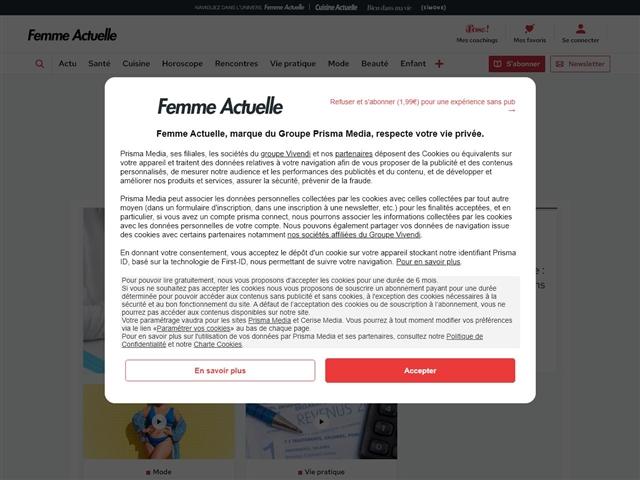 Femme Actuelle le Mag