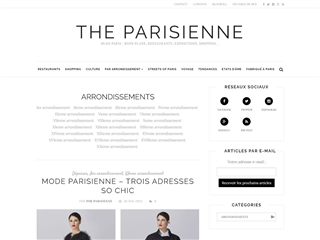 The Parisienne : Paris