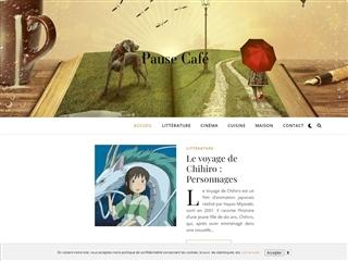 Pause Café avec Audrey : Mode
