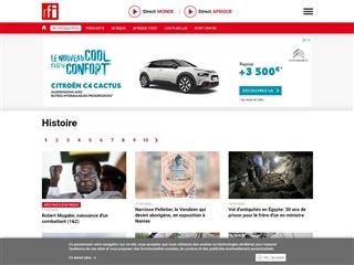RFI : Histoire