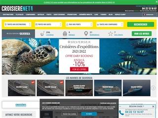 Croisière Net : Silversea