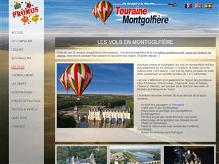 Touraine Montgolfière