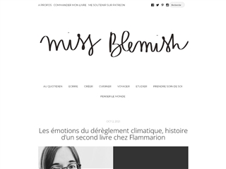 Miss Blemish