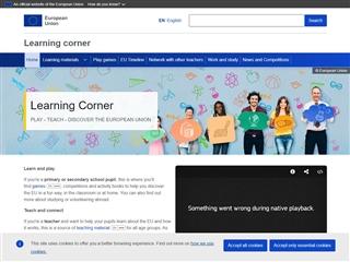 European Union : Learning Corner