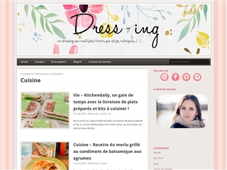 Dress-ing : Cuisine