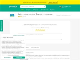 Ma-reduc.com : Rue du Commerce