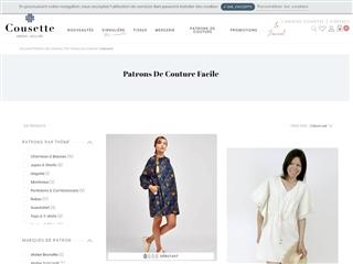 Cousette : Patrons de Couture par Niveau - Débutants
