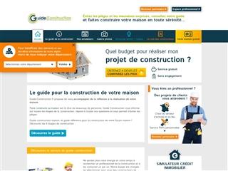 Le guide pour la construction de votre maison