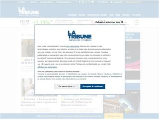 La Tribune : Technos & Médias