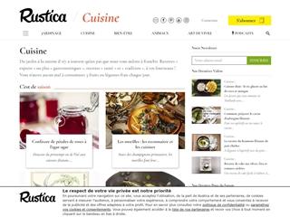 Rustica : Recettes