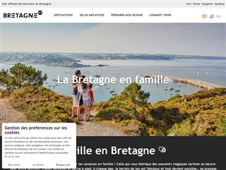 Bretagne en Famille