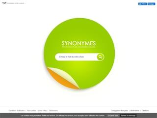 Synonymes.com