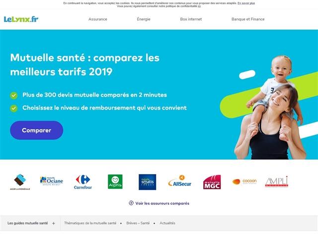 Le Lynx.fr : assurance santé