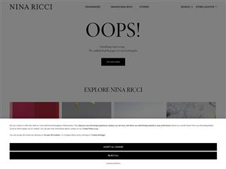 Nina Ricci : Parfums