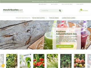 Mes arbustes.com