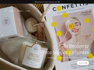 marques de parfums d 39 int rieur et bougies. Black Bedroom Furniture Sets. Home Design Ideas