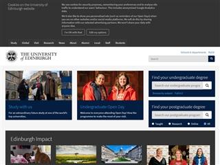 Université d'Édimbourg
