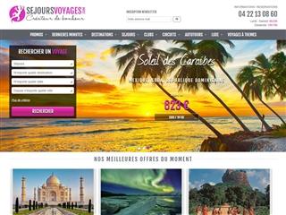 Séjours Voyages