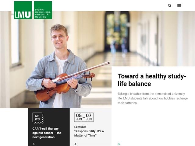 Université de Munich (LMU)