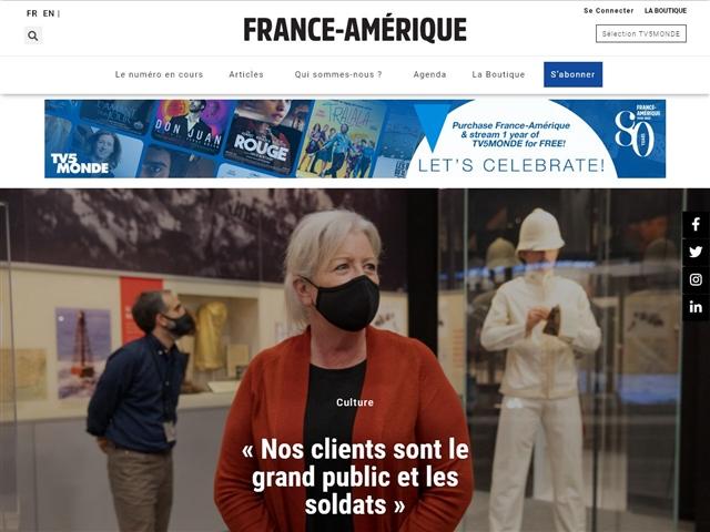 France - Amérique