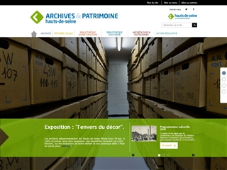 Hauts-de-Seine (92) - Archives départementales