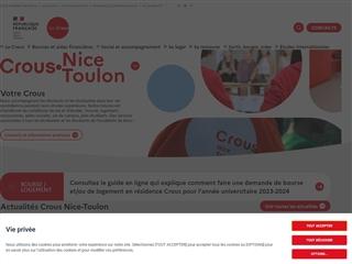 CROUS de Nice-Toulon