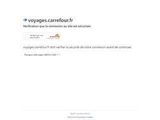 Voyages Carrefour