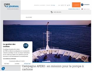 CNRS : Blogs