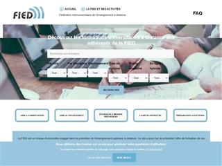 FIED - Fédération Interuniversitaire d'Enseignement à Distance
