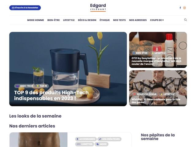 Edgard l'Elégant