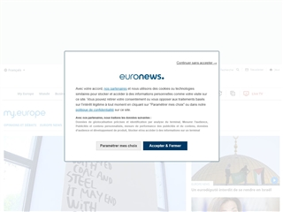 Euronews : Europa