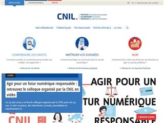 CNIL (Commission Nationale de l'Informatique et des Libertés)