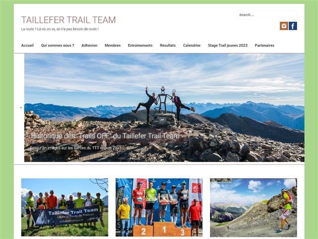 Taillefer Trail Team
