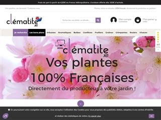 Clématite.net