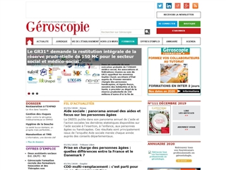 Géroscopie