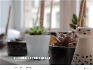 Luciole et Feu Follet