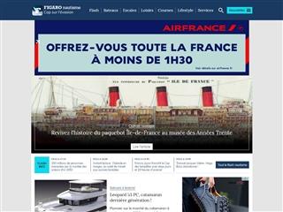 Le Figaro : Nautisme