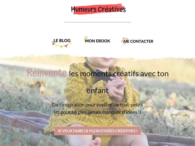 Humeurs Créatives by Flo