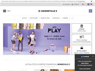 Centre commercial Mondeville 2