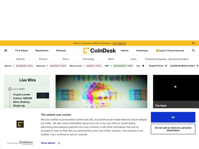 Coin Desk