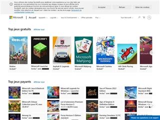 Microsoft Store : jeux vidéo