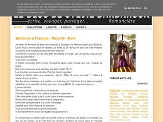 Le Blog de Sylvie Barbaroux