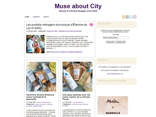 Muse about City
